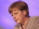 German Chancellor Angela Merkel wants to help the rest of Europe, but only if they play by the rules.