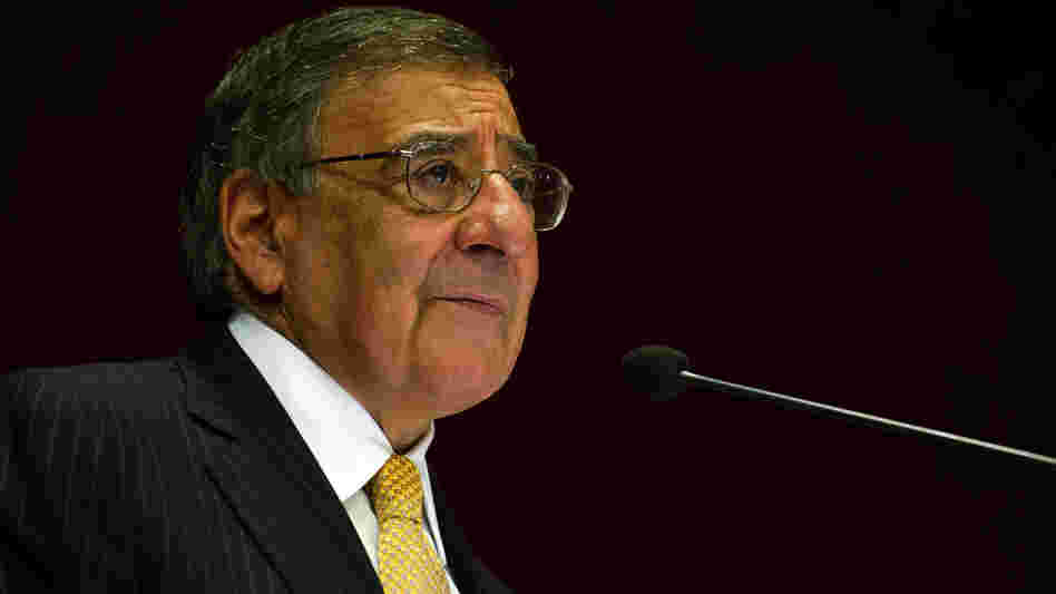 "U.S. Defense Secretary Leon Panetta, shown speaking in India last week, said the U.S. was ""reaching the limits of [its] patience"" with Pakistan. He is one of several U.S. officials to deliver sharp public criticism of Pakistan recently."