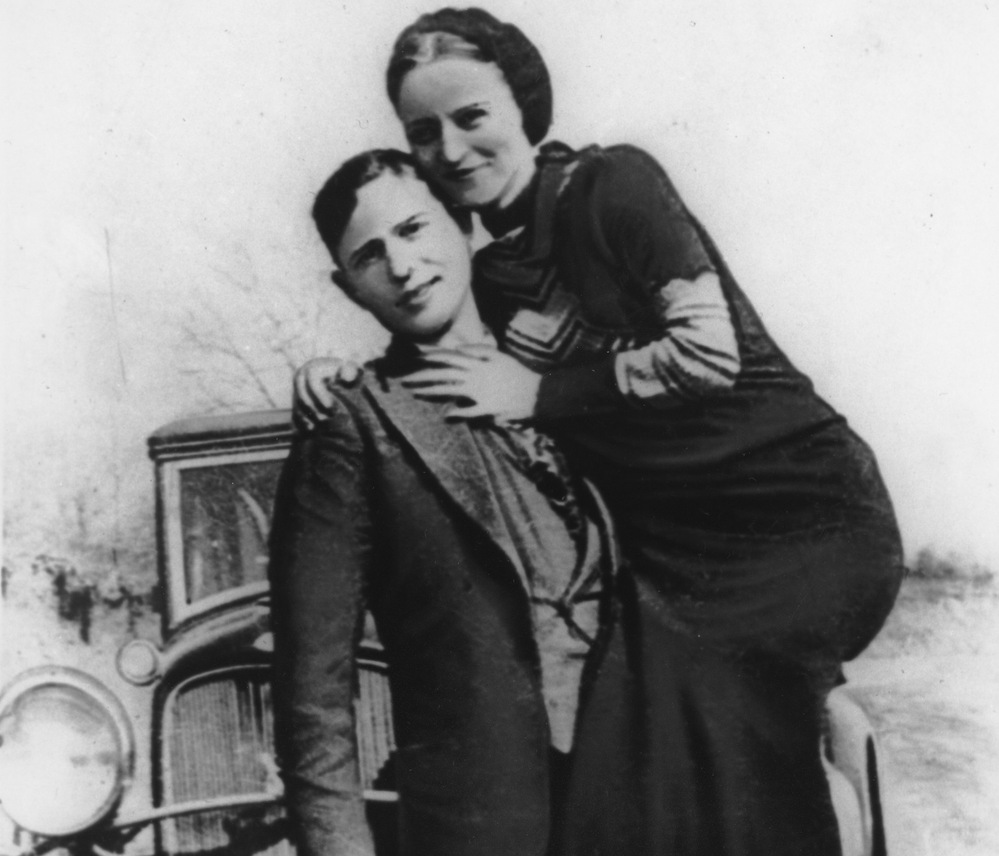 Bonnie And Clyde: Happily ever after? Maybe not so much.