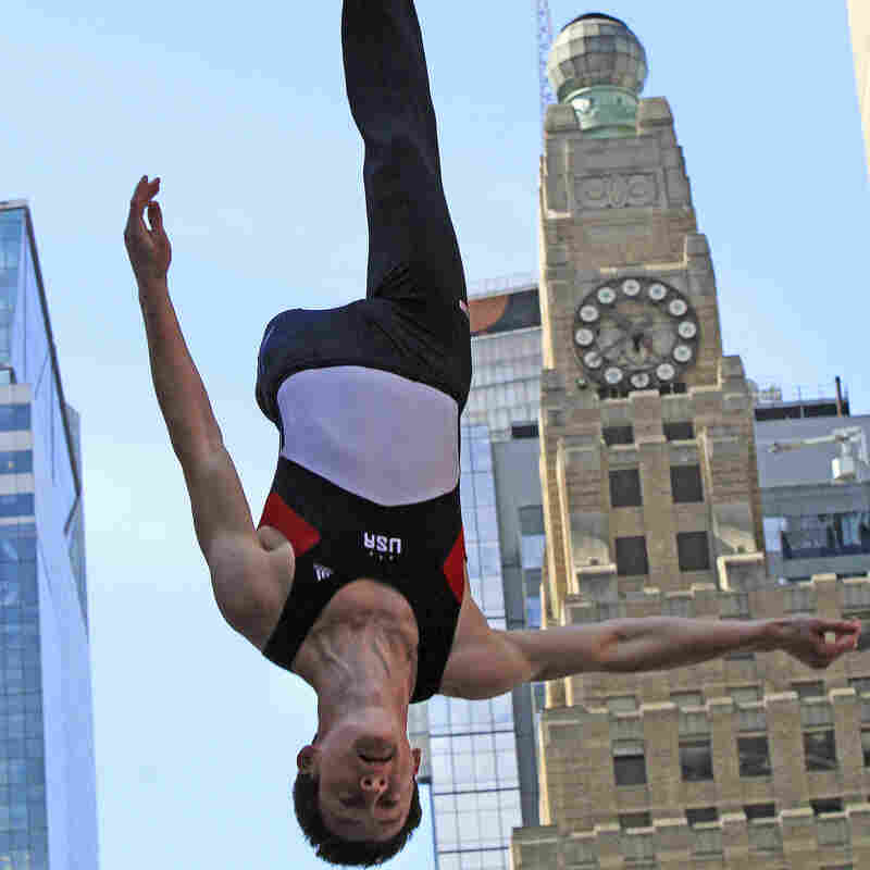 Tough Bounce: 2 Brothers, 1 Olympic Trampoline Slot