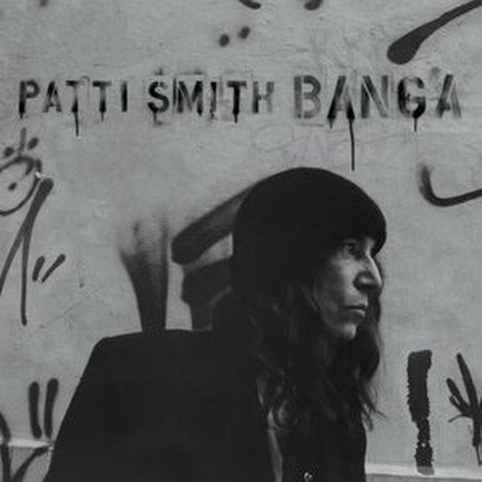 cover art for Banga