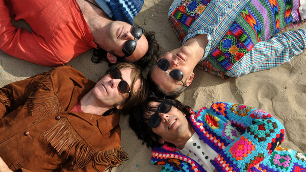 Beachwood Sparks' first album in 11 years, The Tarnished Gold, comes out June 26.
