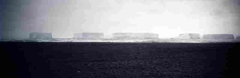 Children of B15-A I, Ross Sea, Antarctica, 2007