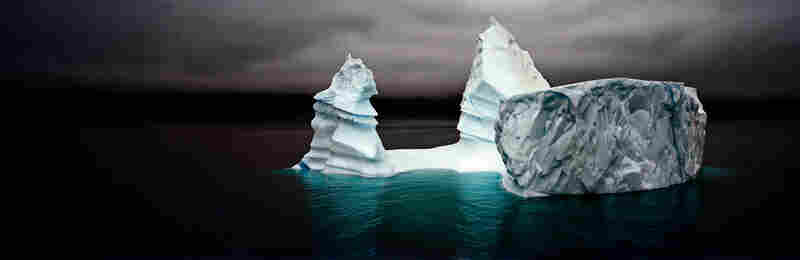 Grand Pinnacle Iceberg, East Greenland, 2006