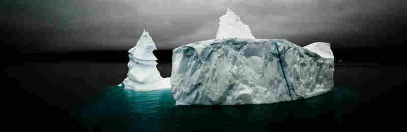 Grand Pinnacle Iceberg III, East Greenland, August 2006