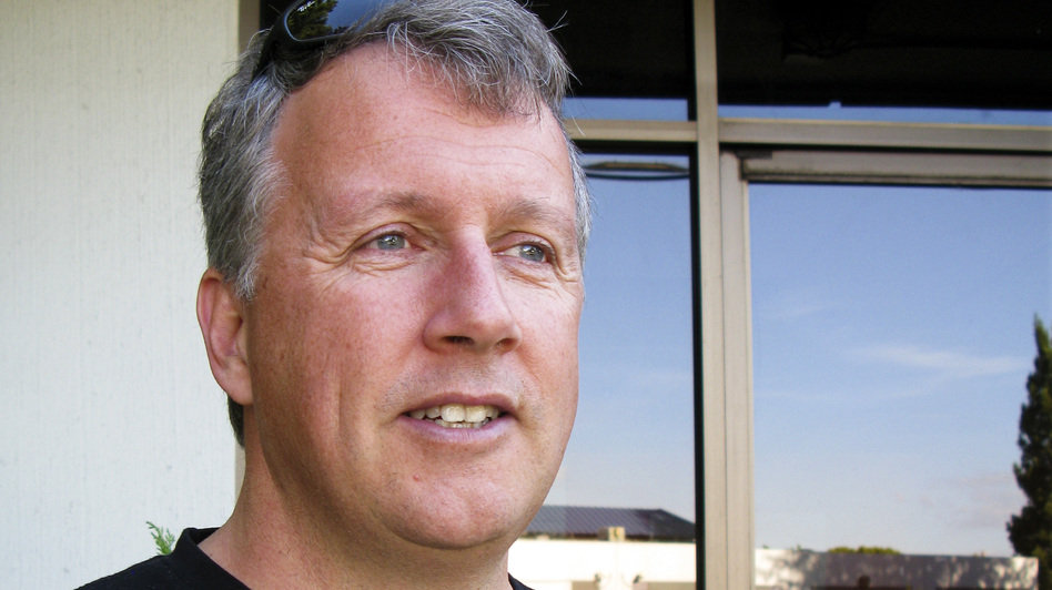 """Paul Graham is founder of Y Combinator, an incubator for startups. He says his firm is """"failure central,"""" filled with """"experts at both avoiding it and living with it."""" (NPR)"""
