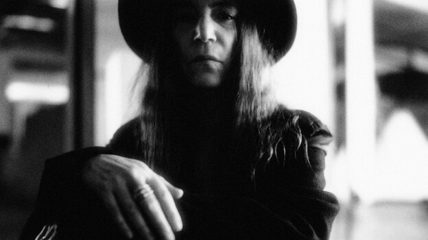 Patti Smith. (Courtesy of the artist)