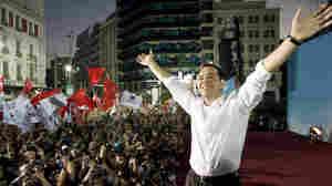 Greek Leftist Leader Up For 'Worst Job' In Europe