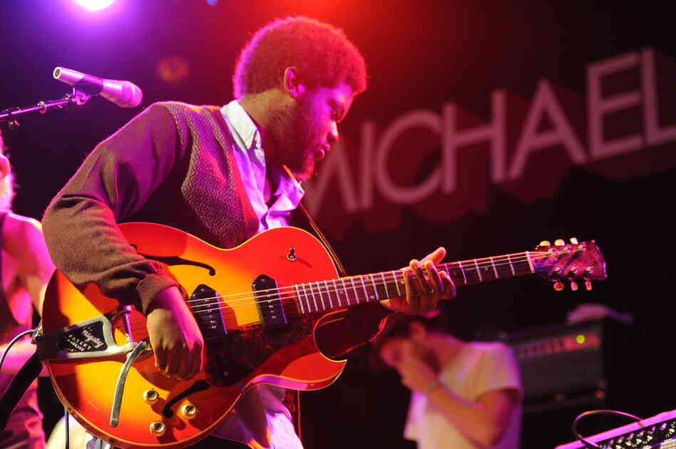 Michael Kiwanuka performs at World Cafe Live in Philadelphia, Penn. His latest album is Home Again.