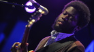 Michael Kiwanuka performs at World Cafe Live.