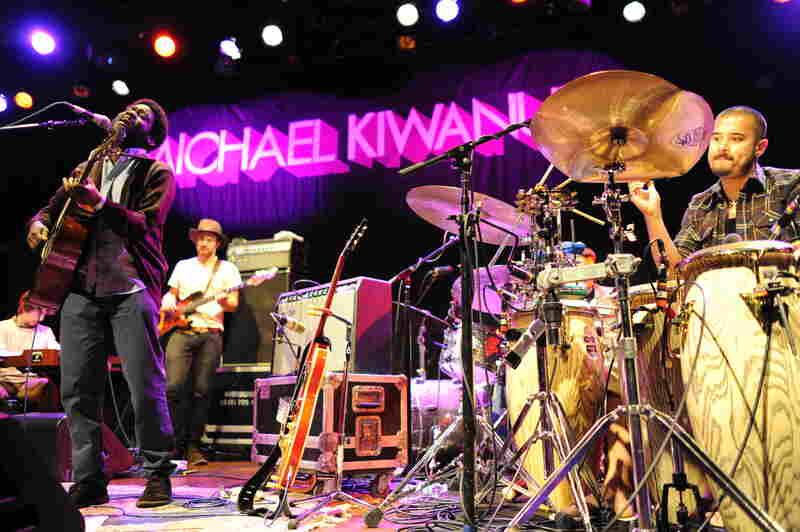 Michael Kiwanuka performs at World Cafe Live in Philadelphia, Penn. His latest album is Home Again.