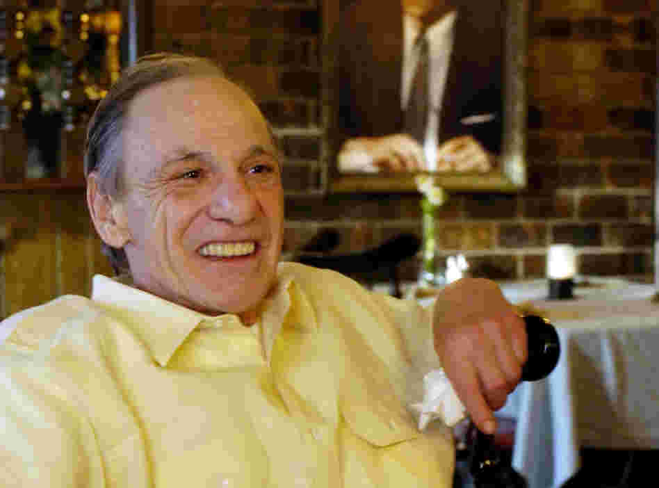 Legendary mobster-turned-informant Henry Hill, shown in 2005, died Tuesday in a Los Angeles hospital after a long illness. He was 69.