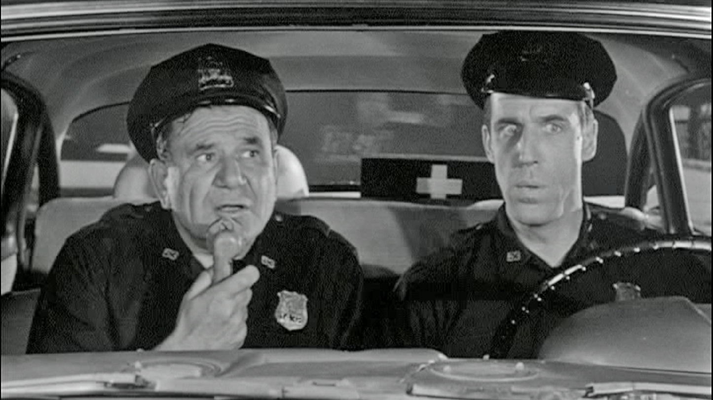 Fred Gwynne Car 54  Car 54  Re-Release Drives An
