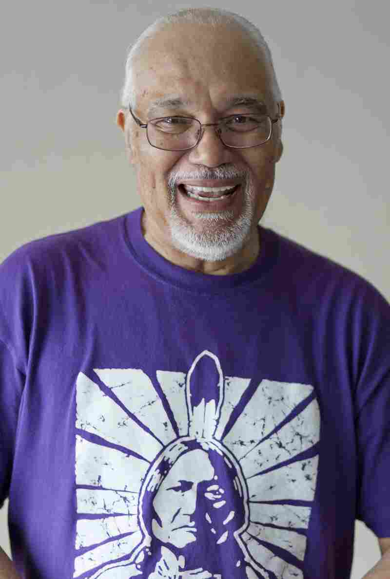 Comedian Charlie Hill says he's achieved the American dream, but that it's been out of reach for many fellow Native Americans.