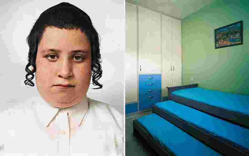 Tzvika is 9 years old and lives in Beitar Illit, an Israeli settlement in the West Bank. It is a gated community of 36,000 Haredi (Orthodox) Jews, who live their lives according to a strict religious code set out in the collection of writings known as the Talmud.
