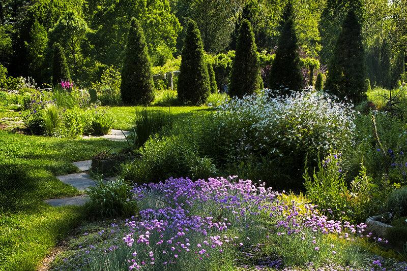 chanticleer garden - Garden Life