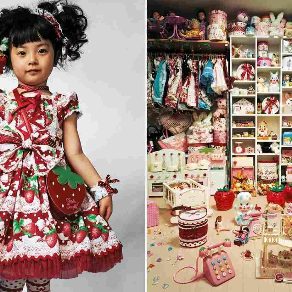 Where Children Sleep: Portraits From Around The World