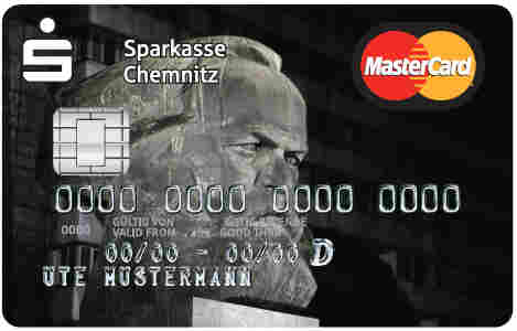 The Karl Marx credit card.