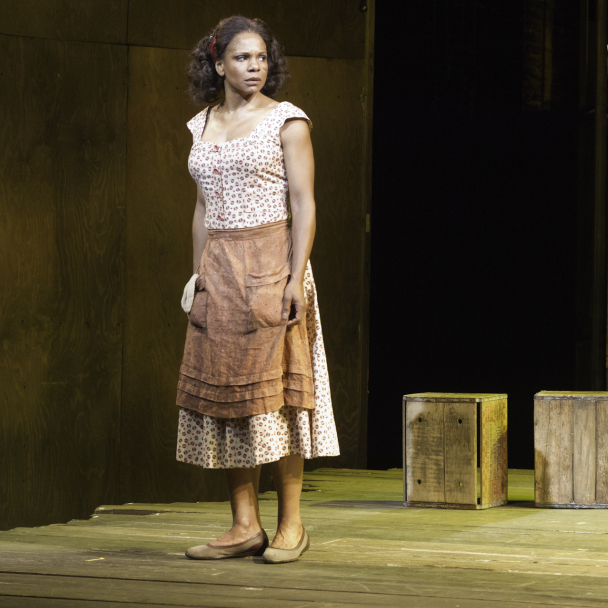 As intense as she is as Bess, Audra McDonald says she thinks she's got even more crazy to work out onstage. On her bucket list: Shakespeare's Lady Macbeth.