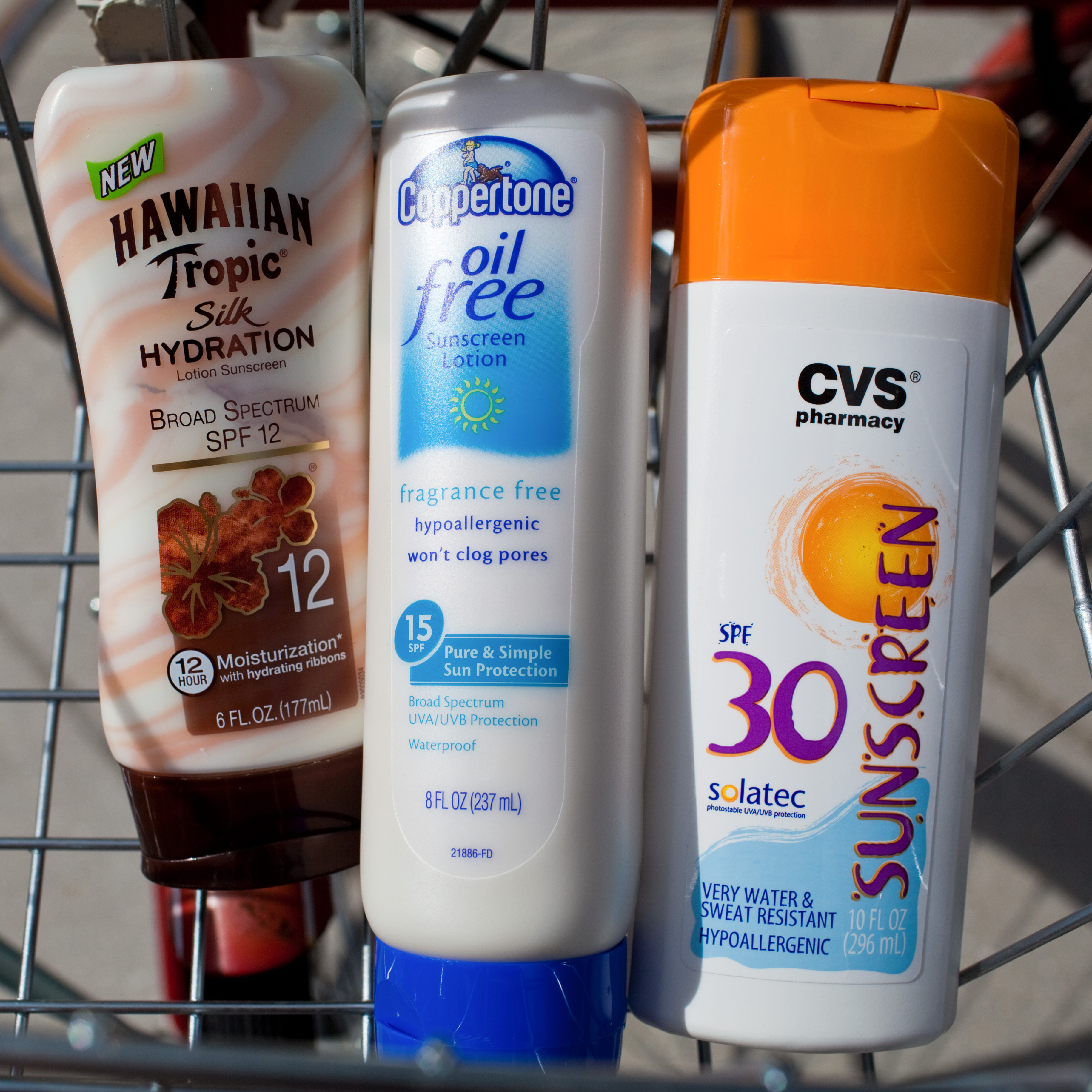 Under the postponed FDA regulations, major sunscreen brands will have to change the way they label their product.