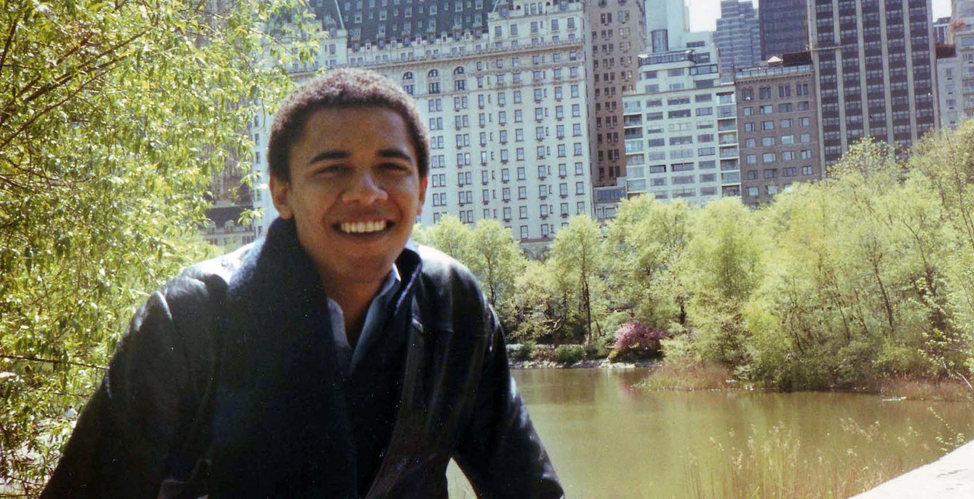 barack obama biography essay