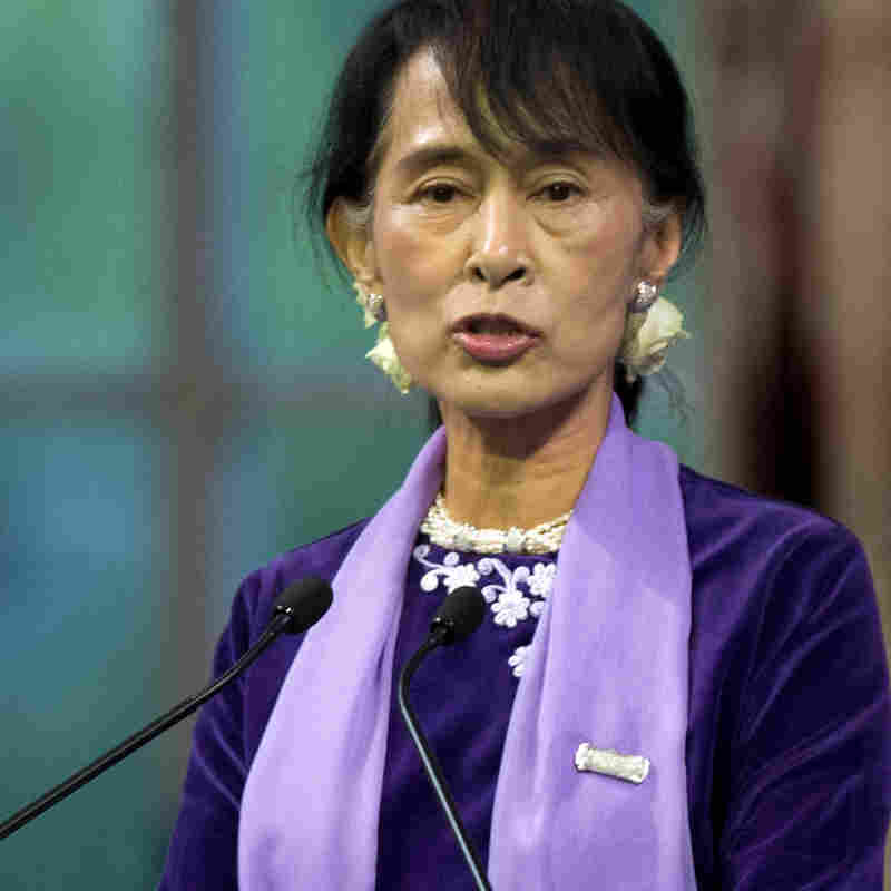 Aung San Suu Kyi Gives Long-Overdue Nobel Speech