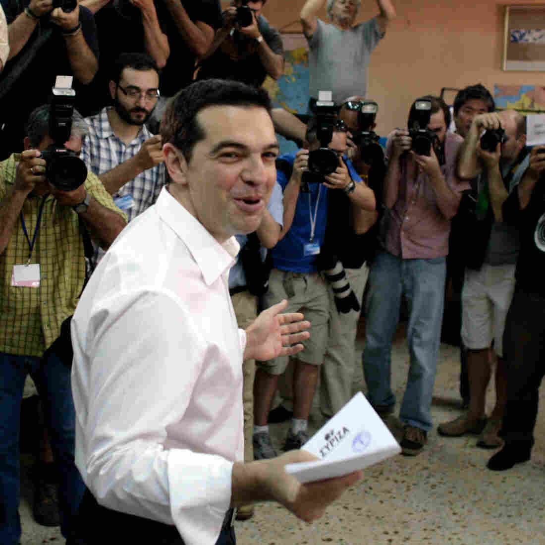 Pro-Bailout Conservative Party Wins Greek Election