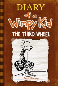 "Love is in the air in the seventh installment of the Wimpy Kid series. ""There's so much humor to be mined in the world of middle school romance,"" Kinney says. The Third Wheel will be published on Nov. 13. Click Here To Visit The Wimpy Kid Website"