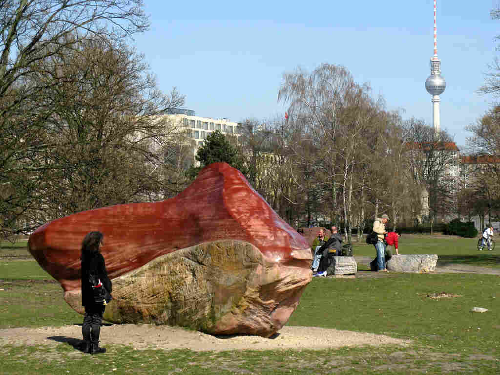 The Global Stone Project in Berlin.