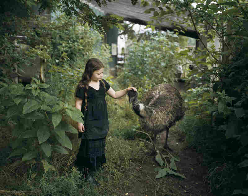 Photos from the ongoing series, Amelia's World