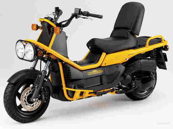 Honda Ruckus Replaced By The Smaller Is