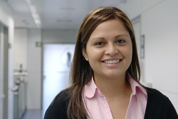 Claudia Castillo was 30 when she received a transplanted trachea infused with her own cells.