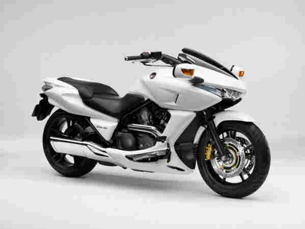 Honda DN 01 Its A Motorcycle And It Costs 12000 But