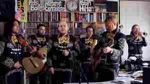 Mariachi El Bronx: Tiny Desk Concert