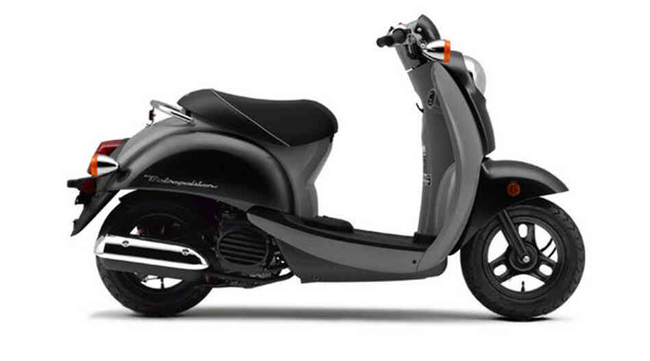 Honda Metropolitan ($1,899): A good potential choice for small scooter riders, according to several members of the San Francisco Scooter Girls.