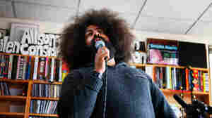 Reggie Watts: Tiny Desk Concert