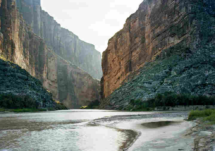 Santa Elena Canyon, 2010