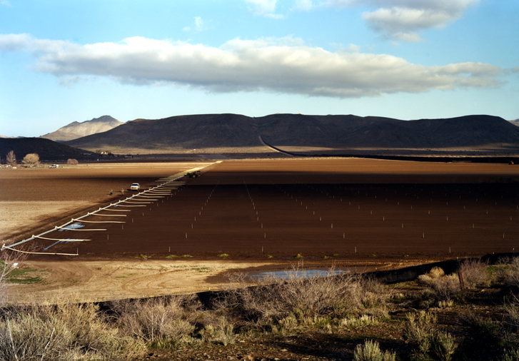 Farm with workers, Jacumba, Calif., 2010