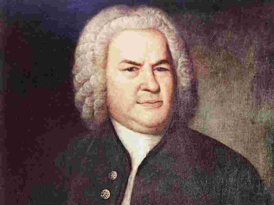 Johann Sebastian Bach wrote the St. Matthew Passion in 1727 for solo voices, double choir and double orchestra.