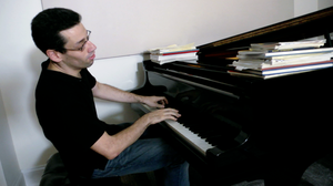 Jonathan Biss performs three Beethoven sonatas for an In Practice recording session.