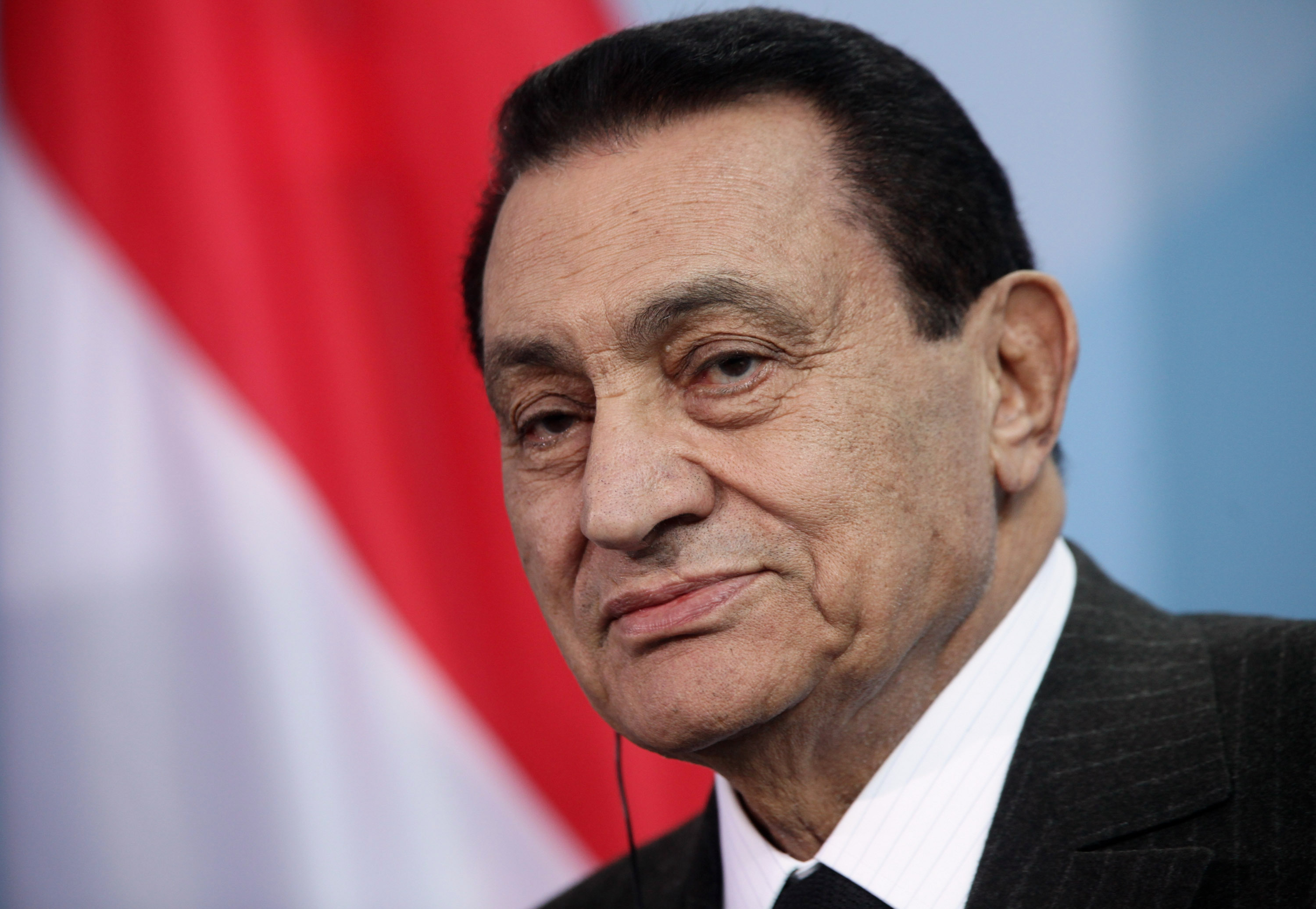 Mubarak, Egypt's Ousted President, Is Dead At 91