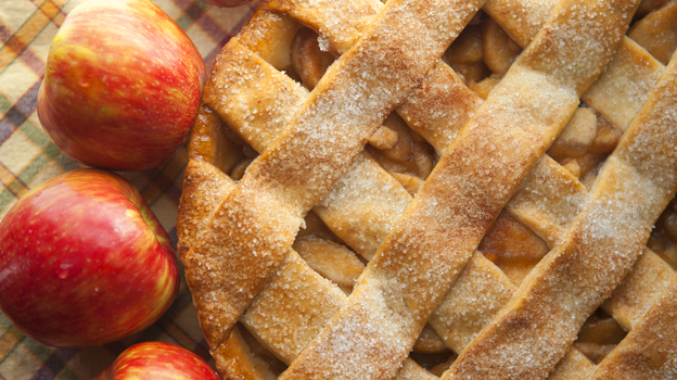 Apple is the most popular pie — or is it? (iStockphoto.com)