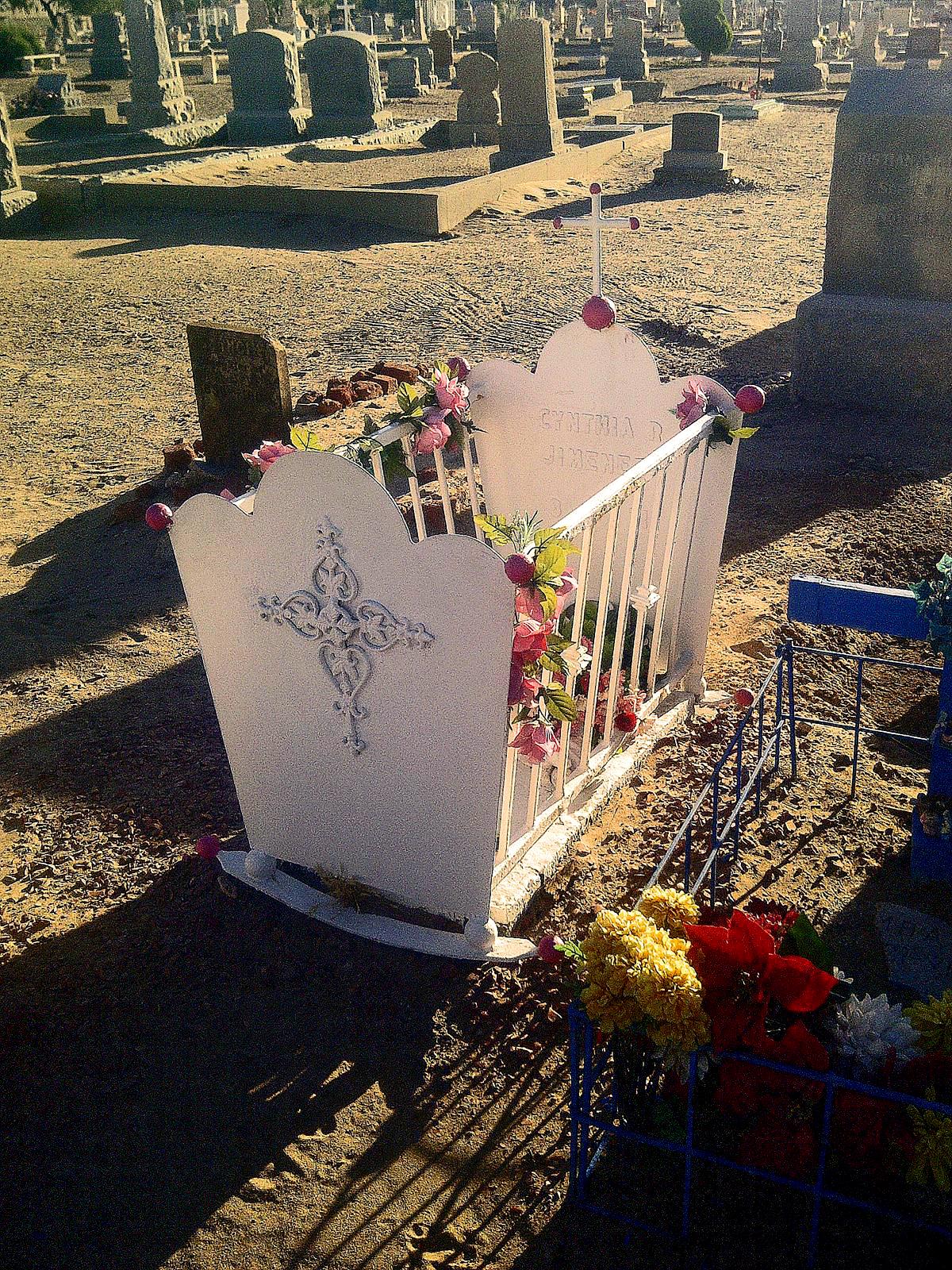 The Ghostly Grandeur Of A Desert Graveyard Ncpr News