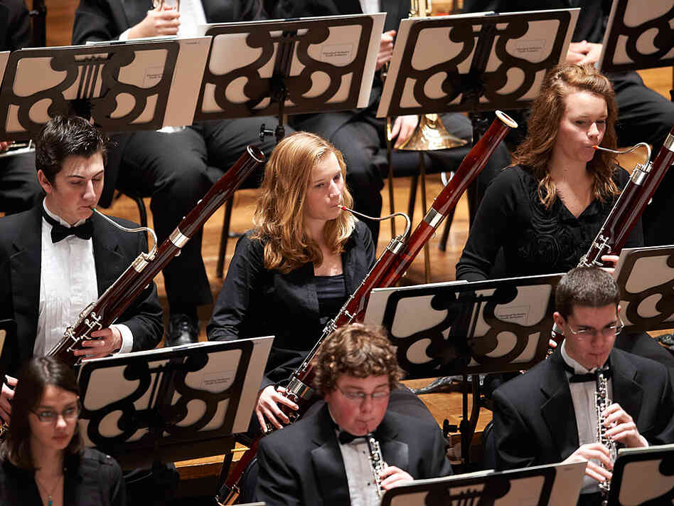 The Cleveland Orchestra Youth Orchestra embarks on its first European tour.