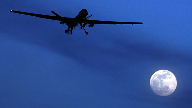 President Obama's use of drones, and his direct involvement in whom they target, has both U.S. and international communities questioning the administration's secret drone policy. (AP)