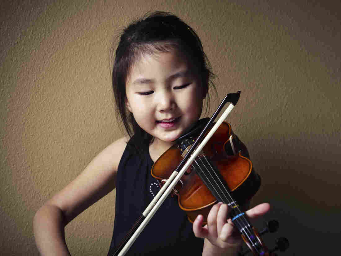 How do you encourage your kid to practice with a smile instead of a scream?