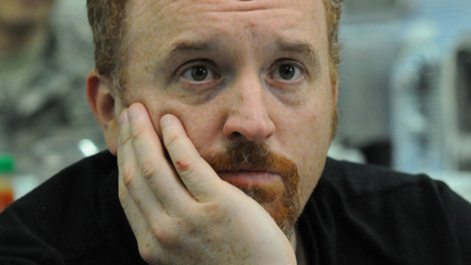 Louis C.K. has written for The Late Show with David Letterman, The Chris Rock Show and Late Night with Conan O'Brien.  (FX)
