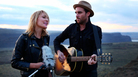 Metric performs a Field Recording backstage at Sasquatch! Music Festival at the Gorge Amphitheater in George, WA on May 26, 2012.