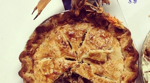 """""""Medieval Meat Pie"""" (Jessica Schreibstein)"""