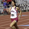 Runner Shannon Leinert, 24, hopes to qualify for the 2012 Olympic track and field team to compete in the 800-meter race.